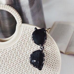 🆕Pandora Matte Gray Tortoise Sunnies by AJ Morgan